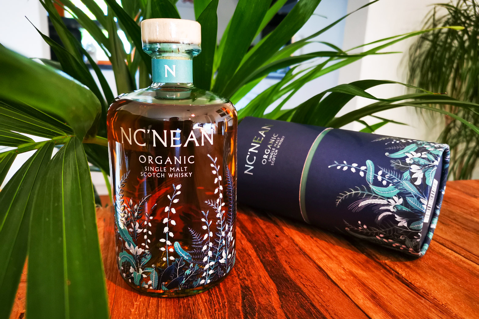 Nc´nean Organic Single Malt Scotch Whisky