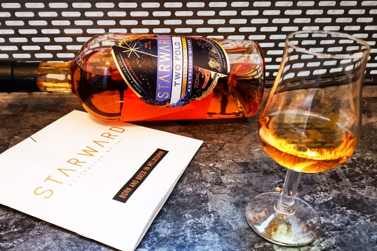 Starward Two Fold Double Grain Australian Whisky